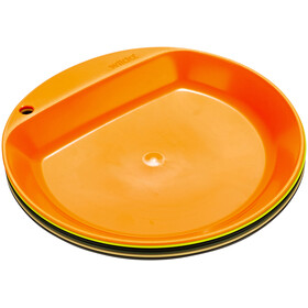 Wildo Camper Plate Flat - Multicolore